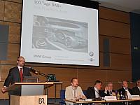 Bertram Hock, BMW: Digitalradio bald Serienausstattung