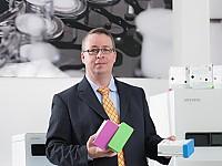 Oliver Schacht, Ph. D., Vorstandsvorsitzender der Biotechnologie-Industrie-Organisation Deutschland, BIO Deutschland