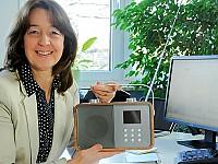 Christine Albrecht, Geschäftsführerin Alan Electronics GmbH