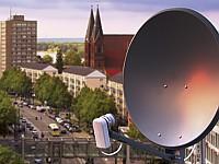 Umstieg zum digitalen Satellit-Empfang