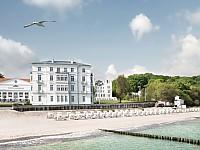 Blick auf das Grand Hotel Heiligendamm