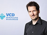 Michael Müller-Görnert, Referent für Verkehrspolitik beim Verkehrsclub Deutschland e.V. (VCD)