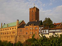 Wunderschön gelegenes Romantik Hotel auf der Wartburg