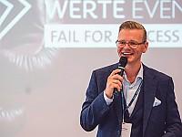 Bernd Fritzges, Vorstandsvorsitzender des Meeting & Events Think Tanks VDVO (Verband der Veranstaltungsorganisatoren) bei Werte18