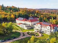 Im Südharz gelegenes Hideaway zählt zu den Ritter von Kempski Privathotels