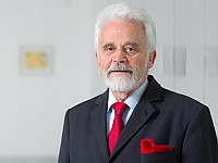 Dr. Willi Steul, Intendant Deutschlandradio
