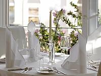 Hier im SEETELHOTEL Romantik Hotel Esplande lässt es sich fürstlich tafeln
