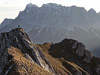 Grubigstein Gipfel Osten