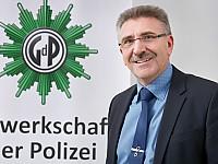 Arnold Plickert, Stellvertretender Bundesvorsitzender Gewerkschaft der Polizei (GdP)