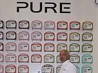 IFA-Präsentation des Digitalradio-Herstellers Pure