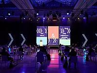 Hybride Tagungen mit flexiblen Studiolösungen und Studiotechnik - IAA Concept Release