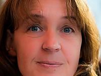 Christine Albrecht, eine von zwei Geschäftsführern bei Alan Electronics