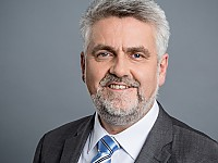 Prof. Dr. Armin Willingmann, Minister für Wirtschaft, Wissenschaft und Digitalisierung