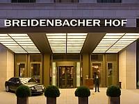 Breidenbacher Hof mit luxuriöser Ausstattung und herzlichem Service in idealer Lage