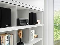 Die Premium-Kompaktanlage steht großen Anlagen in nichts nach und fügt sich in jeden Raum ein