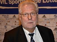 Hans-Ulrich Saatkamp, 1. Vorsitzender VfL Sportfreunde Lotte e.V. von 1929
