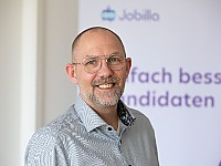 Oliver Behnke, Senior HR Consultant mobiles Recruitment bei Jobilla
