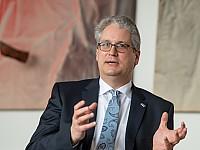 Jörg Stahlmann - Vizepräsident für Verwaltung und Finanzen, Universität Oldenburg