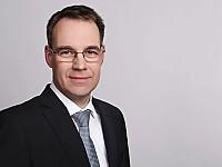 Dr. Jörg Rheinländer, Vorstandsmitglied HUK-COBURG, zuständig für die Autoversicherung sowie die Haftpflicht-/Unfall-/ Sachversicherungen
