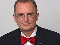 Prof. Dr. Nicolai Müller-Bromley - Präsident des Hochschullehrerbunds hlb