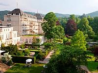 Brenners Park-Hotel & Spa umgeben von zauberhafter Parkanlage