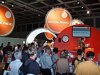 IMDR-Messestand auf der IFA 2005