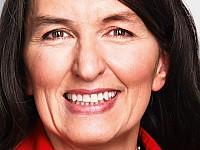 Frau Kirsten Lühmann MdB, Sprecherin der AG Verkehr und digitale Infrastruktur der SPD-Bundestagsfraktion