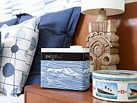 Das Pop Maxi passt nicht nur ins Schlafzimmer, es ist auch perfekt für Draußen