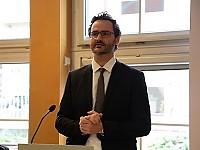 Dr. Philipp Tolloi - Historiker und Archivar am Südtiroler Landesarchiv in Bozen