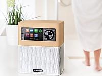 Das sonoroSTREAM ist der Hingucker - nicht nur im Badezimmer