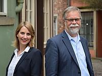 Dr. Andrea Kleen, Institut für Deutsche Sprache und Dr. Reinhard Goltz, Institut für niederdeutsche Sprache e. V.