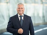 Dr. Dieter-L. Koch, Mitglied Europäisches Parlament, stellv. Vorsitzender des Ausschusses für Verkehr und Fremdenverkehr