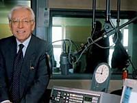 Deutschlandradio-Intendant Ernst Elitz