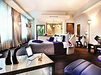Edles Ambiente zum Wohlfühlen: Suite im east Hotel Hamburg