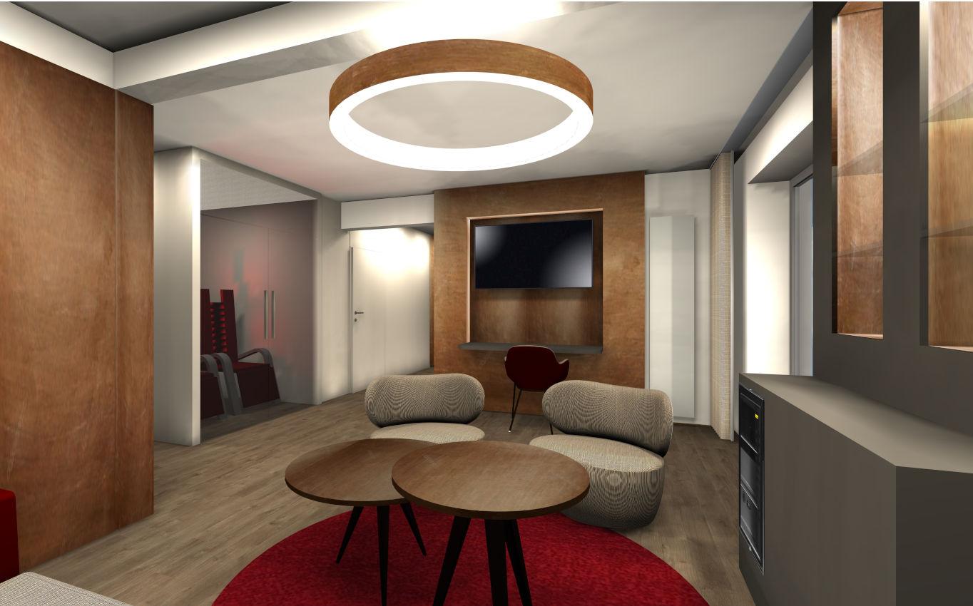 Neue Luxus-Suiten entstehen in 4. und 5. Hoteletage