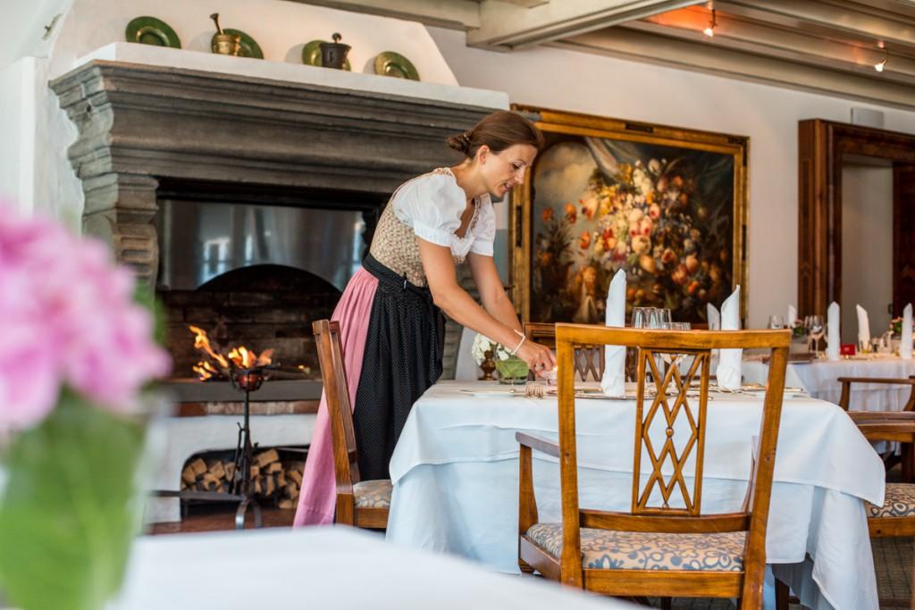 Herzliche Gastfreundschaft und Liebe zum Detail - Theresa Egger