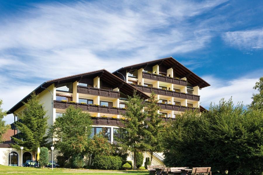 Das sonnenhotel Wolfshof im Harz