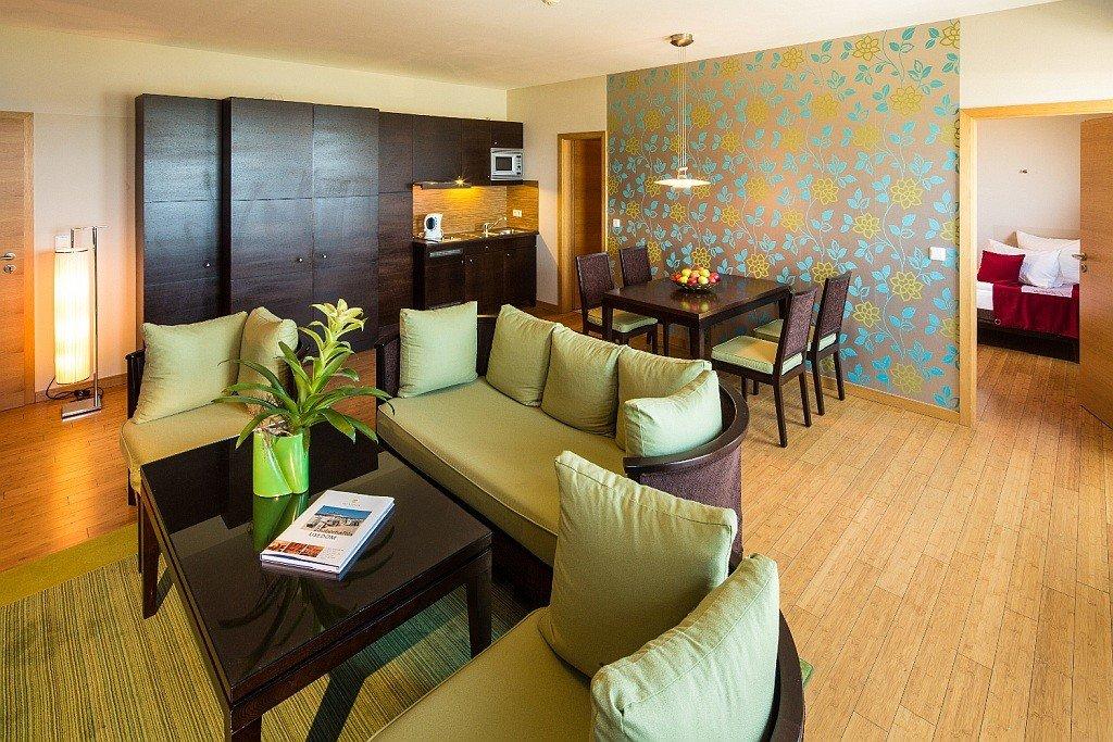 3-Zimmer-Appartement