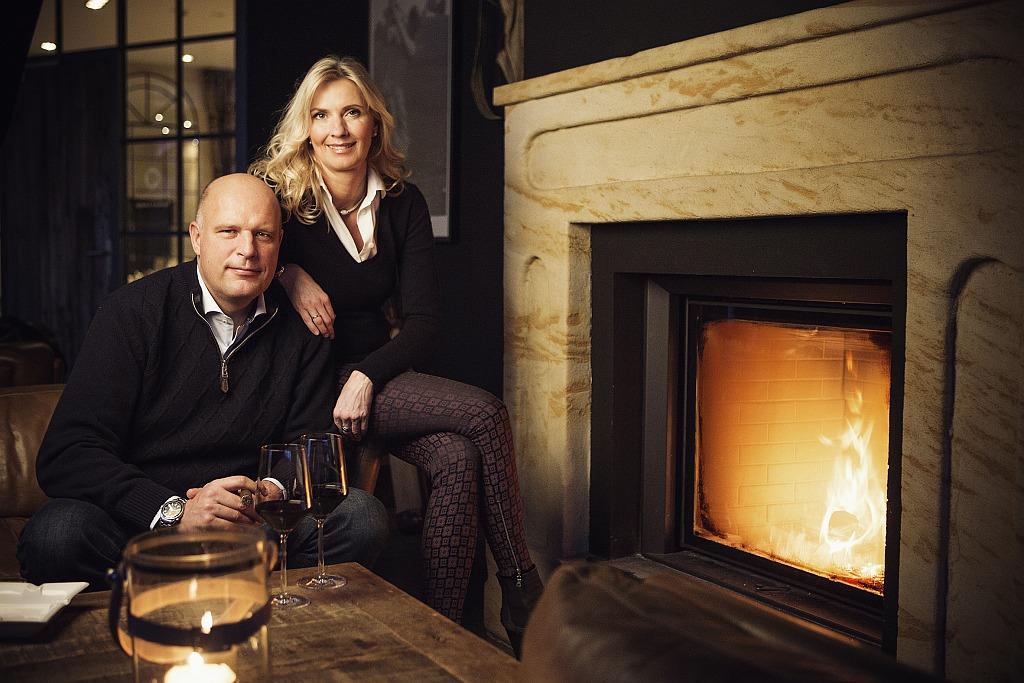 Inhaber und Gastgeber Astrid und Matthias Grafe