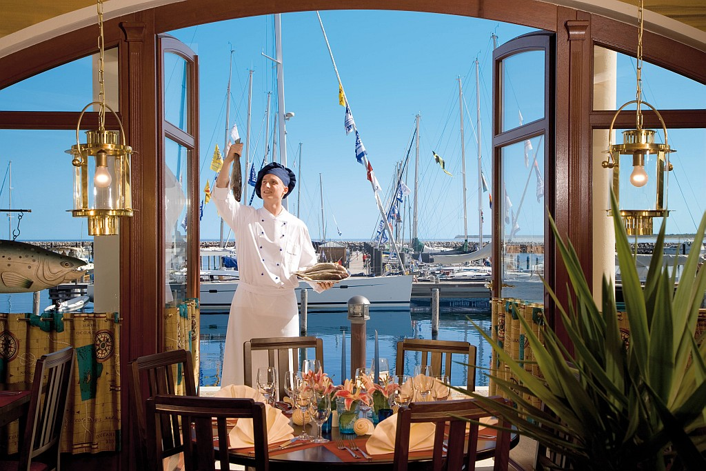 Maritime Genüsse im Fischrestaurant Newport erleben