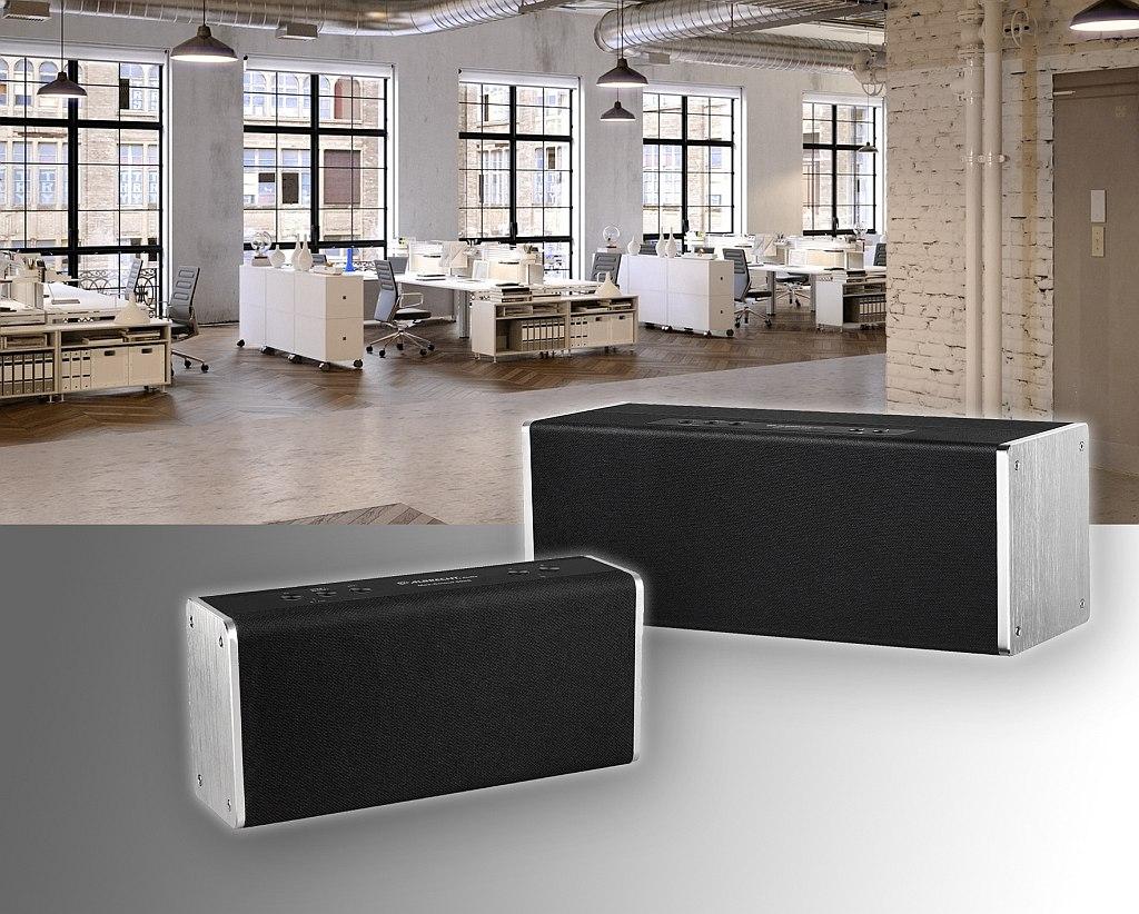Max-Sound für das Büro