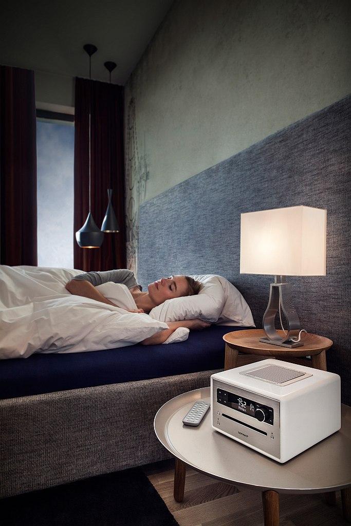 perfekt fürs Schlafzimmer