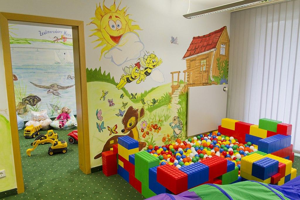 Ein Kinderland für die Kleinsten.