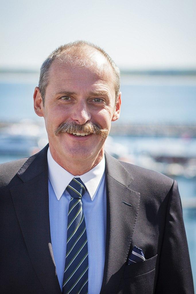 Hoteldirektor Harald Schmitt