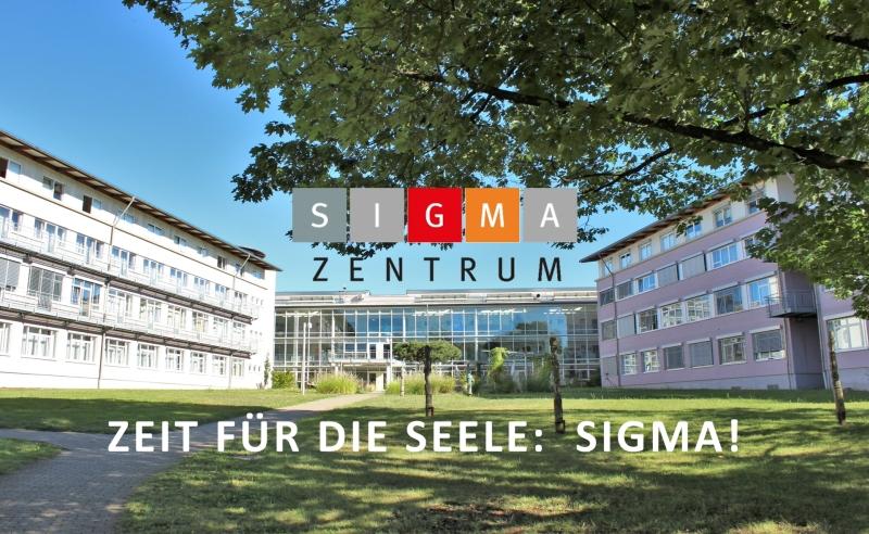 Im Sigma-Zentrum ist Zeit für die Seele