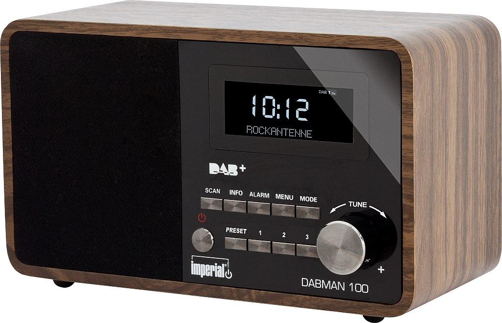 Der kleine Brunder vom i250: Der IMPERIAL DABMAN 100