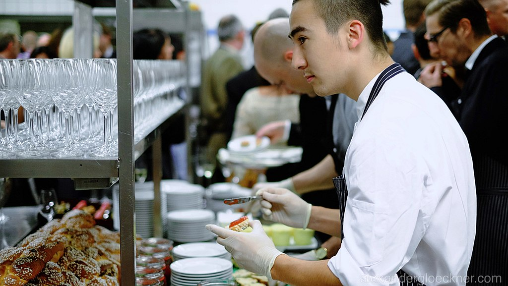 Präzision in der Küche