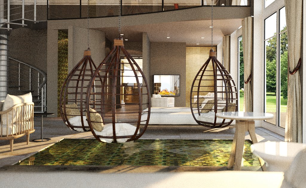 Spa-Impressionen-Architektenfoto