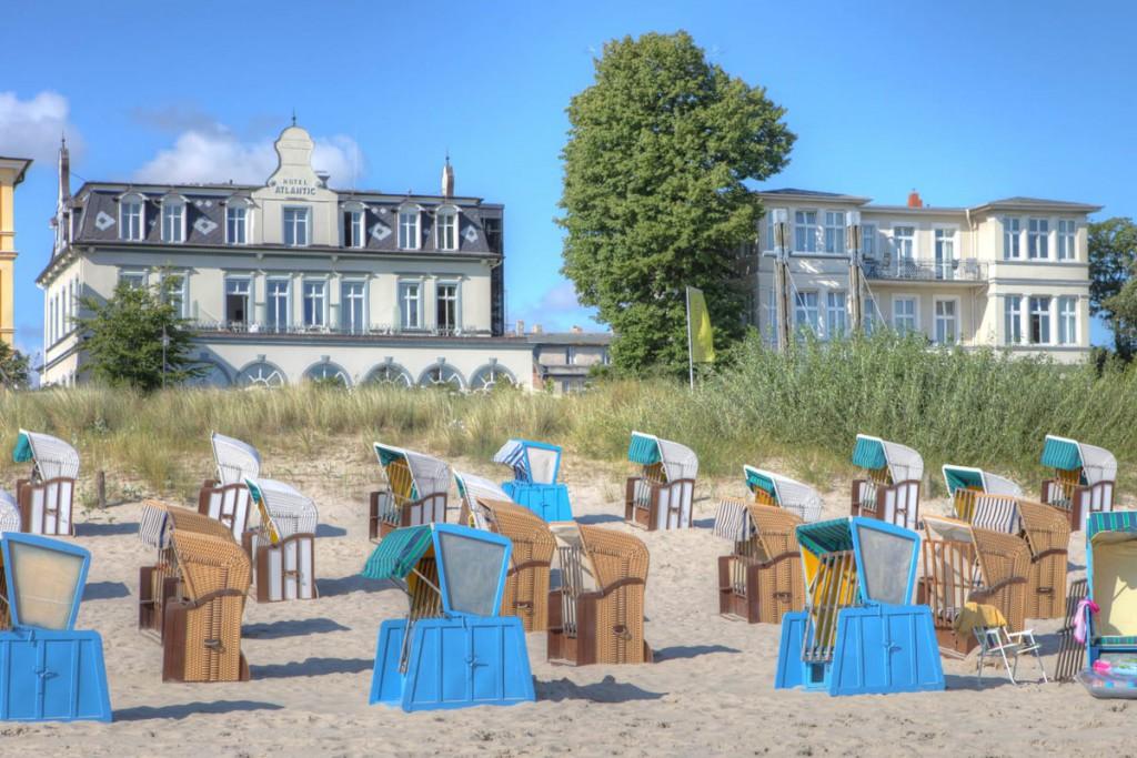 Strand direkt am Haus