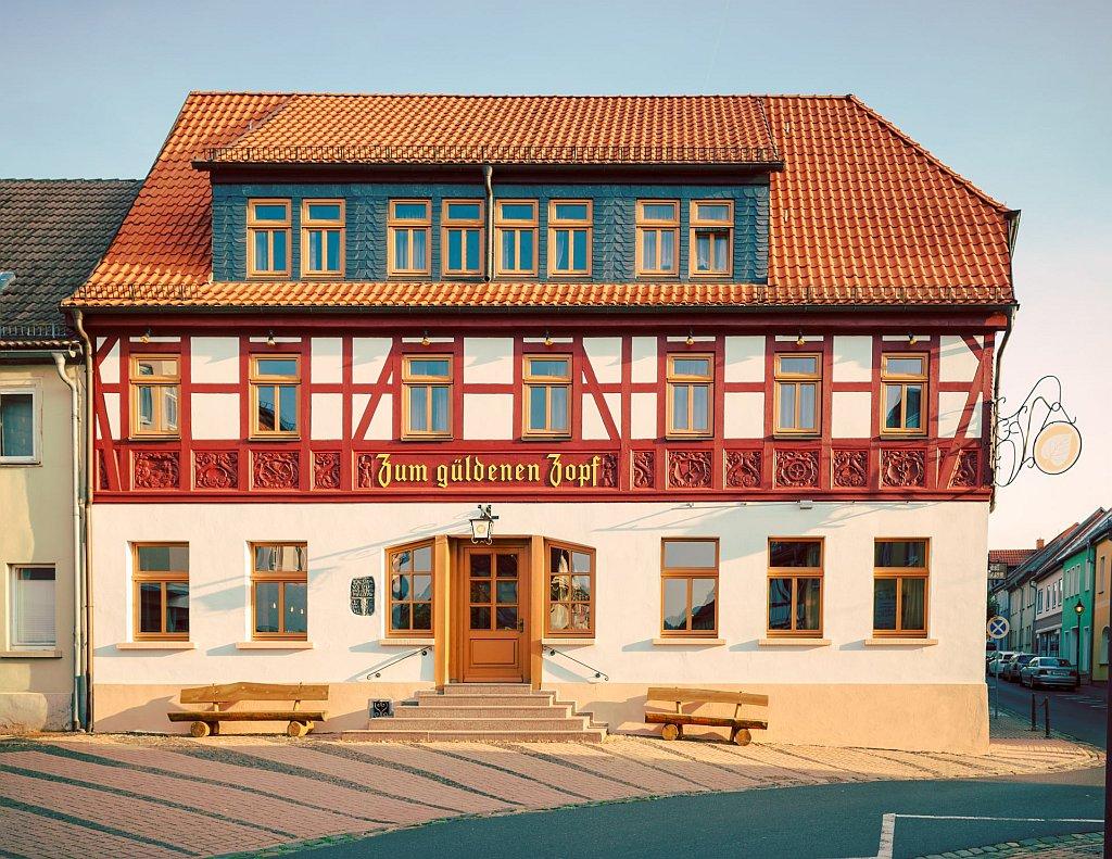 Traditionsreiches Gasthaus